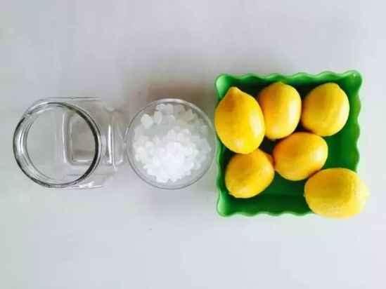 水果醋减肥的正确方法 柠檬加它竟能美白又瘦身