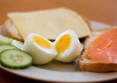 减肥食谱一日三餐 懒人水煮蛋减肥方法