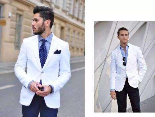 衬衫上有折痕怎么办 衬衫领口高出西装多少较好