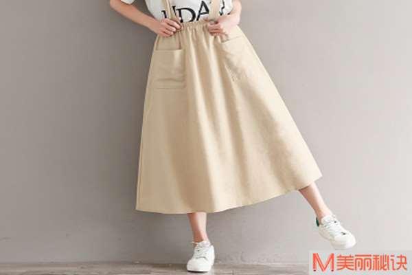 2020如何穿出文艺气息 文艺时尚的棉麻裙穿搭