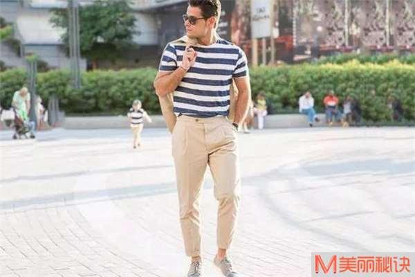 意式型男如何穿搭 意大利风格搭配指南