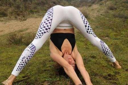 女性腰部越来越粗?简单瑜伽体式让你腰越练越细