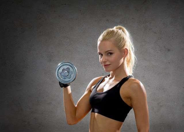 女性瘦手臂的方法,4个技巧轻松瘦手臂