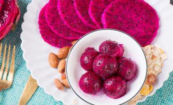 火龙果吃了能减肥吗 火龙果和酸奶怎么一起吃才能减肥