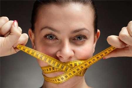 节食减肥易诱发四种危害