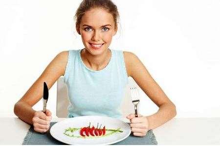 女人节食减肥牢记三大要点