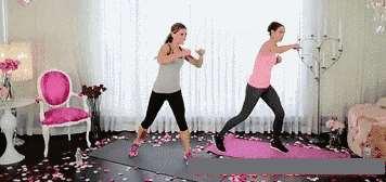 减肥运动方法 想要完美的身材赶紧练起来
