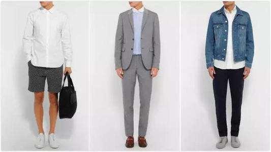 春季简单干净的男生穿搭 青春男生的穿搭推荐