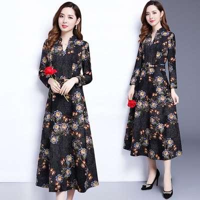春季不同风格连衣裙推荐 春季女生日常连衣裙穿搭