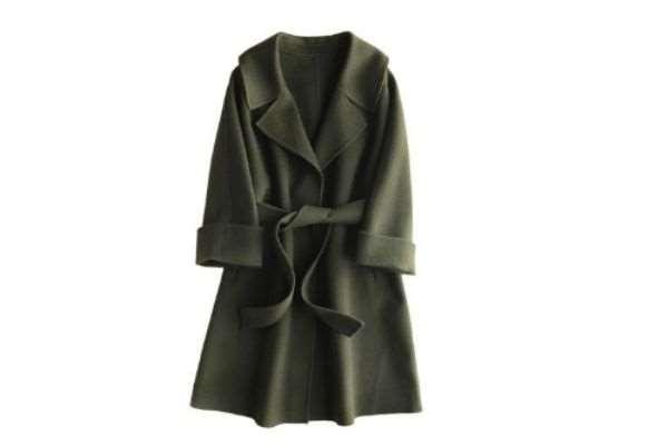 百分百羊毛大衣和双面羊绒区别 百分百羊毛大衣面料的优点