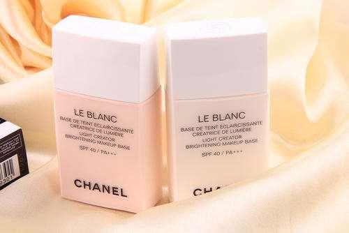 香奈儿妆前乳好用吗 香奈儿隔离10号色适合什么肤质
