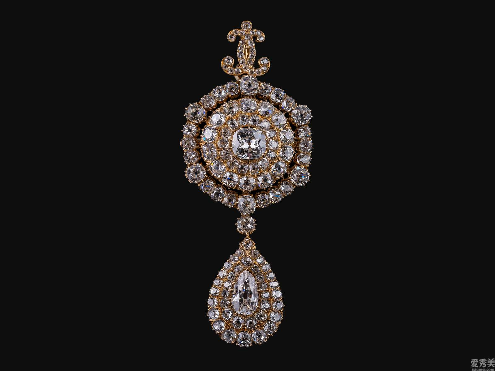 欧洲宫廷珠宝系列产品之「五」覺醒