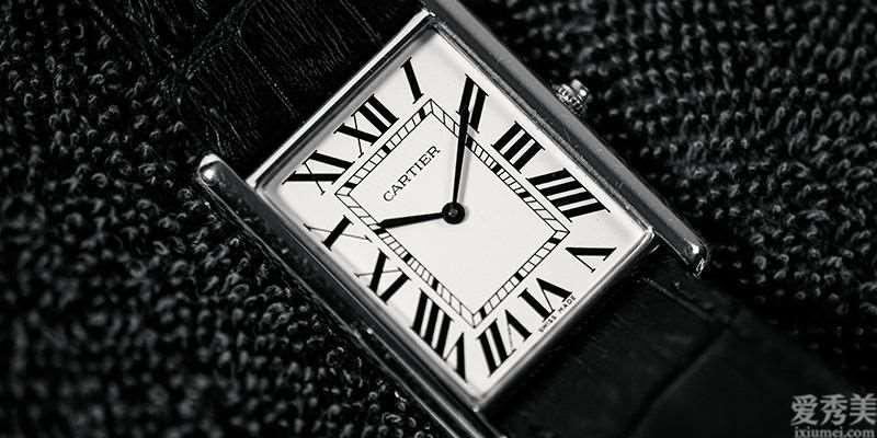 卡地亚手表的复古传奇历史