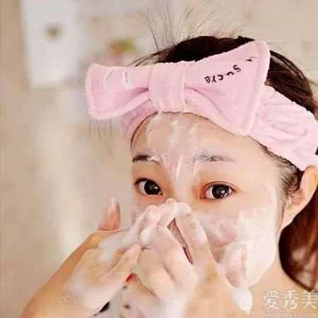 洗脸确实可以漂白!景甜刘涛原来是这个样子洗脸的,怪不得皮肤很好