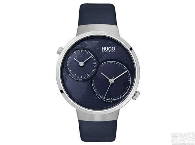 2020年的蓝色表盘手表