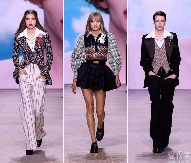 路易威登2020春季时装秀,48套LV华丽的时装,你最喜欢哪一套?