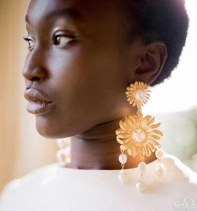 揉入巴洛克美学的传家宝设计风格:澳洲珠宝首饰品牌ChristieNicolaides
