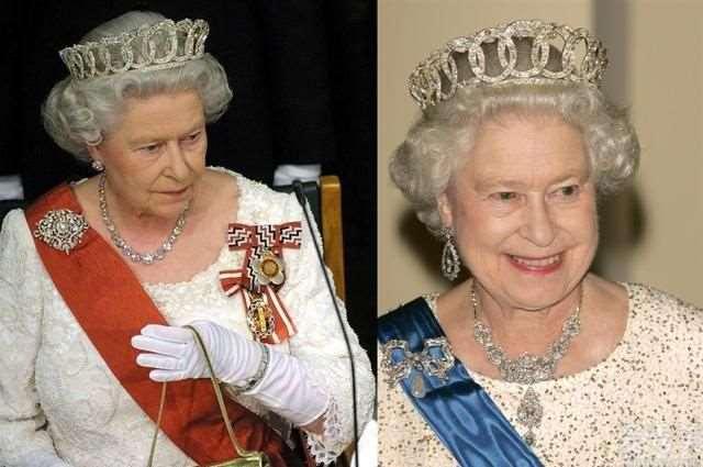 有悠久的历史英国王室到底有多少绝代珠宝饰品?看英女王的头上和的的身上就了解