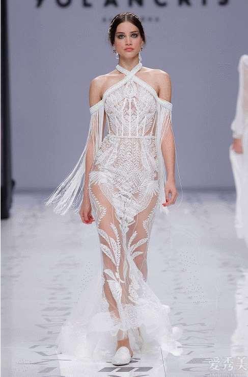 """Yolan&Cris""2020晚礼服系列产品,平时能够 穿衣搭配的新娘装"