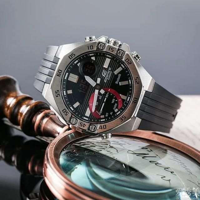 卡西欧|简办如流,温文尔雅本色的时尚潮流商务手表!