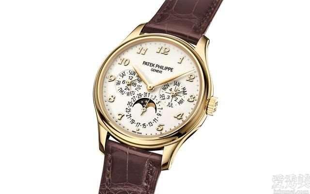 职场中务必了解的顶级手表百达翡丽