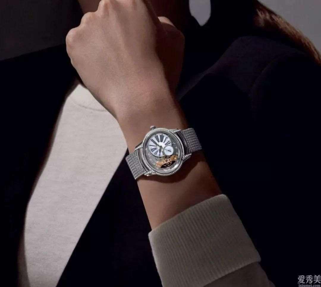 女孩儿五种不一样设计设计风格的经典腕表