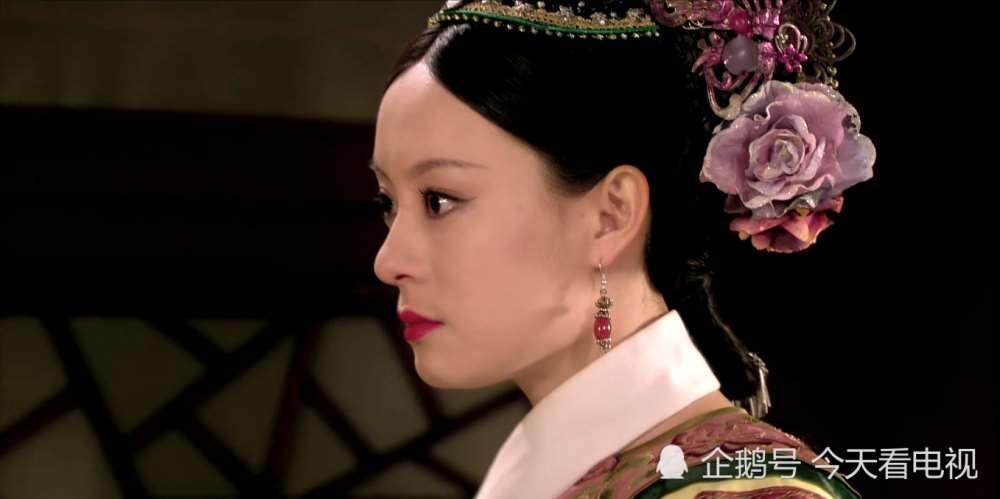 甄嬛传:沈眉庄难产时皇帝处置宝鹊,是他保护安陵容的一种方式_明星新闻