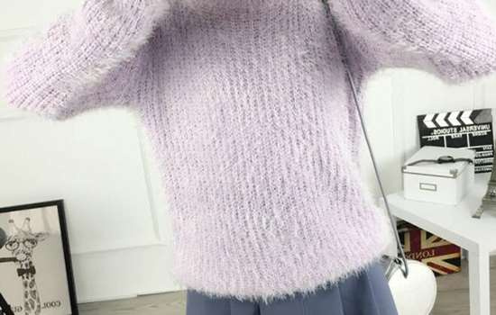 马海毛毛衣的优缺点 马海毛毛衣怎么搭配好看