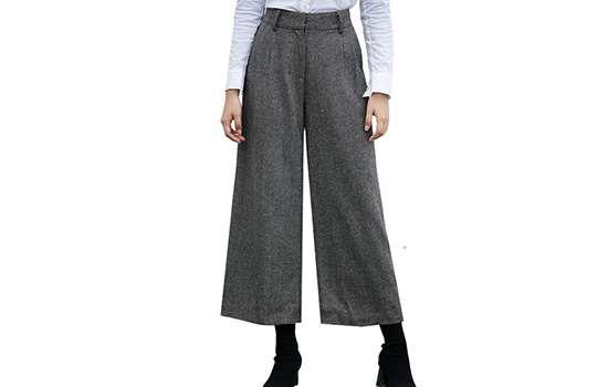 冬天穿棉裤外面穿什么裤子 外穿棉裤你值得拥有