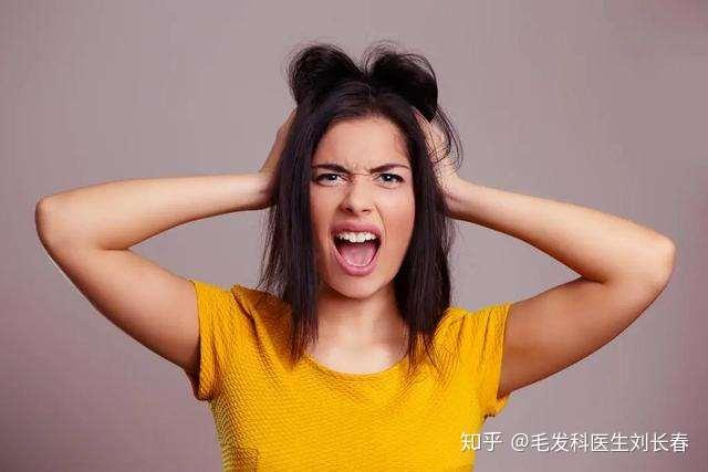细说几大脱发类型,究竟是什么夺走了我们的秀发?