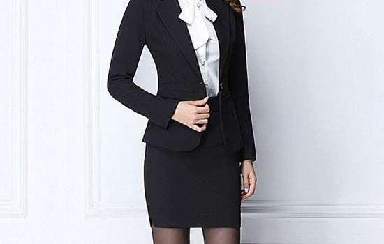 女士正装是哪几种衣服 西服套裙是标准职业着装