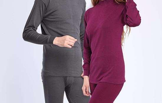 保暖内衣和棉毛衫的区别 棉毛衫的布料叫什么