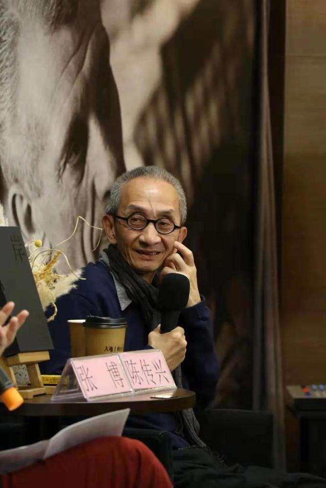 和这位68岁台湾学者导演一起直视这个分裂无解的世界_明星新闻