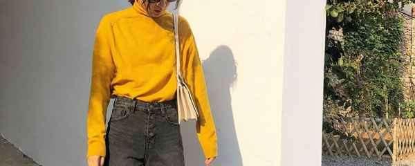 现在的打底衫流行这样穿,显瘦还洋气