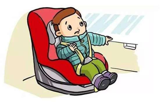 穿羽绒服为什么不能坐安全座椅 要切记这个致命的错误
