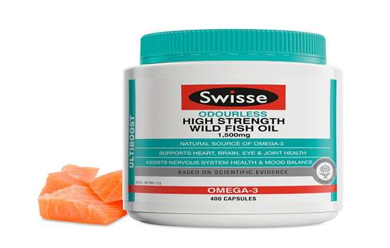 Swisse深海鱼油有什么好处