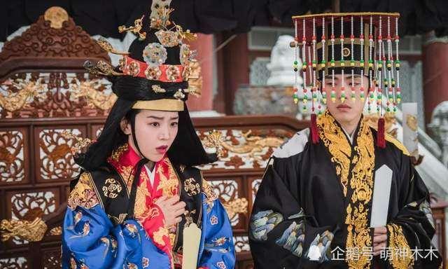 韩版《太子妃》收视狂飙,剧情比原版好,只输在演员颜值上?_明星新闻