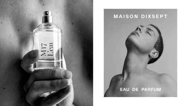 MAISON DIXSEPT十七号房子全球首发新品系列,带来国内首款无性别艺术香水