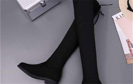 长筒靴不过膝盖会显得腿短吗