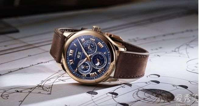 Chopard萧邦公布全新升级升級L.U.CLunarOne月相限制手表