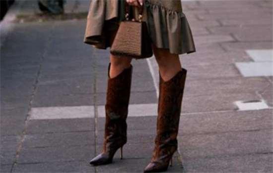 骑士靴和马丁靴的区别