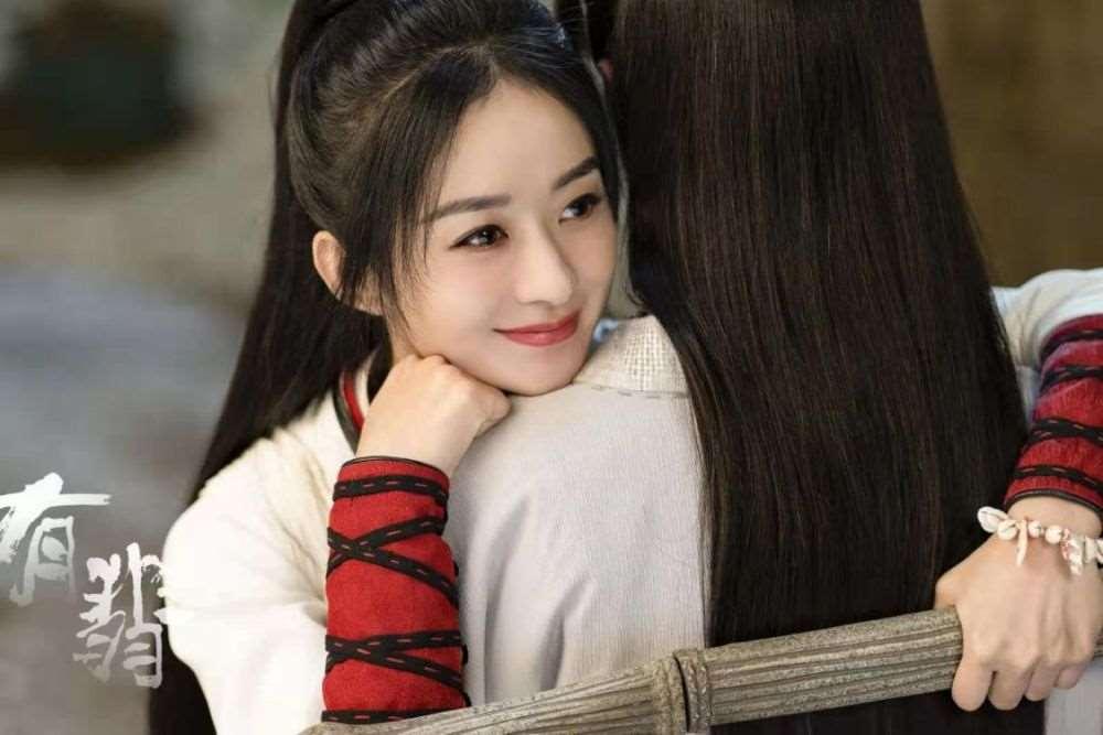"""《有翡》大结局,赵丽颖哭戏太催泪,周翡谢允""""樱花吻""""超甜_明星新闻"""