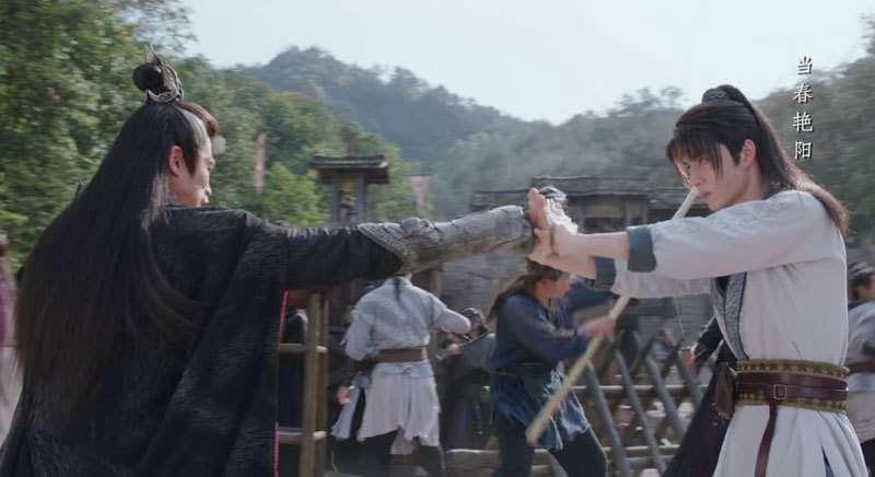 《有翡》结局谢允第三次使出推云掌,不是为了救阿翡,而是为了他_明星新闻