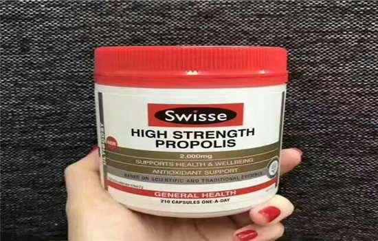 澳洲swisse蜂胶有什么用