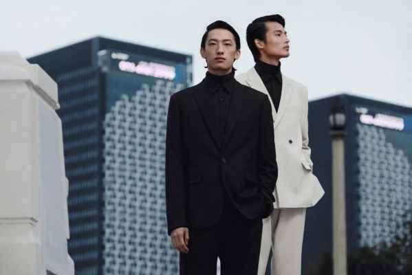 美邦服饰品牌ME&CITY 21春广告大片新鲜出炉,演绎全新都市时尚格调