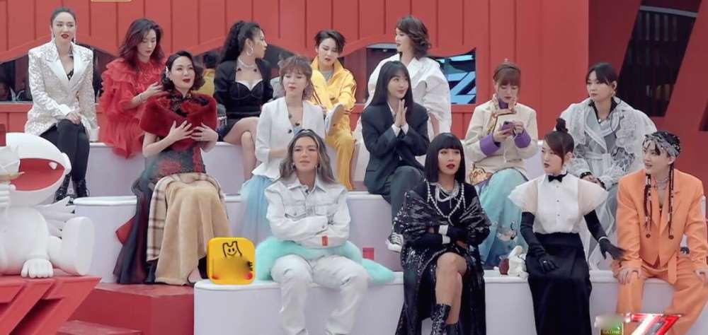 """《浪姐2》集齐半个娱乐圈的""""72变""""女星?有些姐姐真要消消肿了_明星新闻"""
