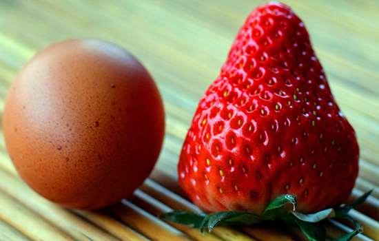 丹东草莓有多大 丹东99草莓一个多少克