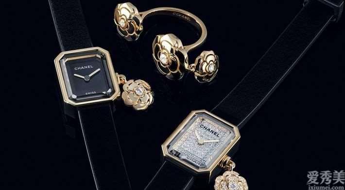 香奈儿发布2款全新升级PremièreExtraitdeCamélia限定腕表