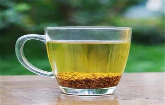 为什么喝苦荞茶能减肥