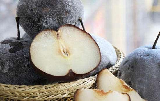 冻梨的正确吃法 吃冻梨前为什么要先解冻
